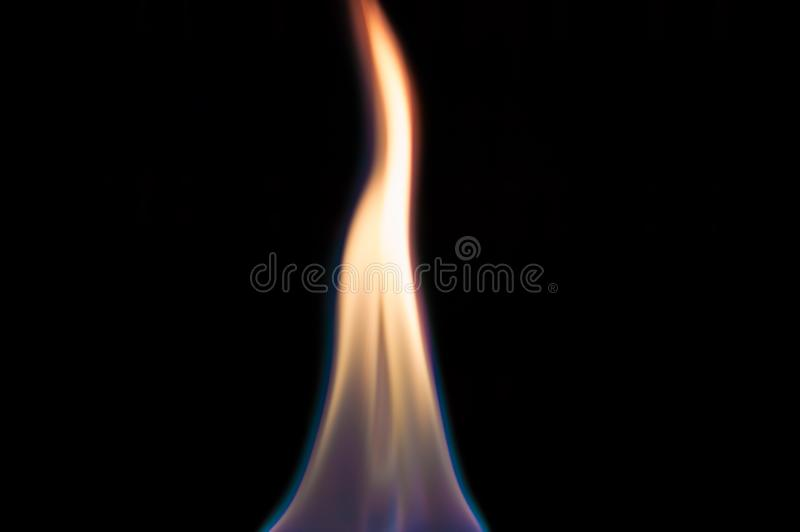 Fire of Hope royalty free stock photos