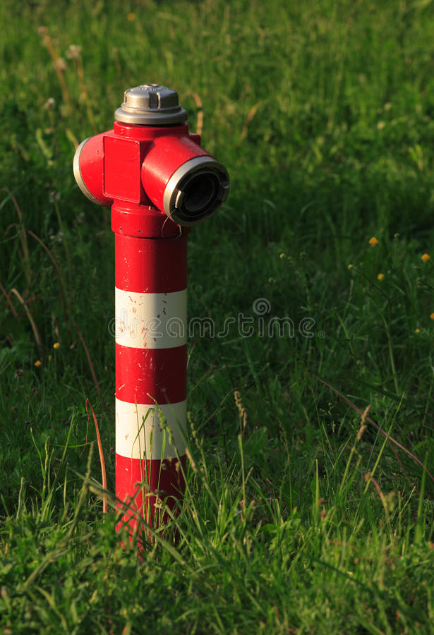 Free Fire Hydrant Stock Images - 12494864