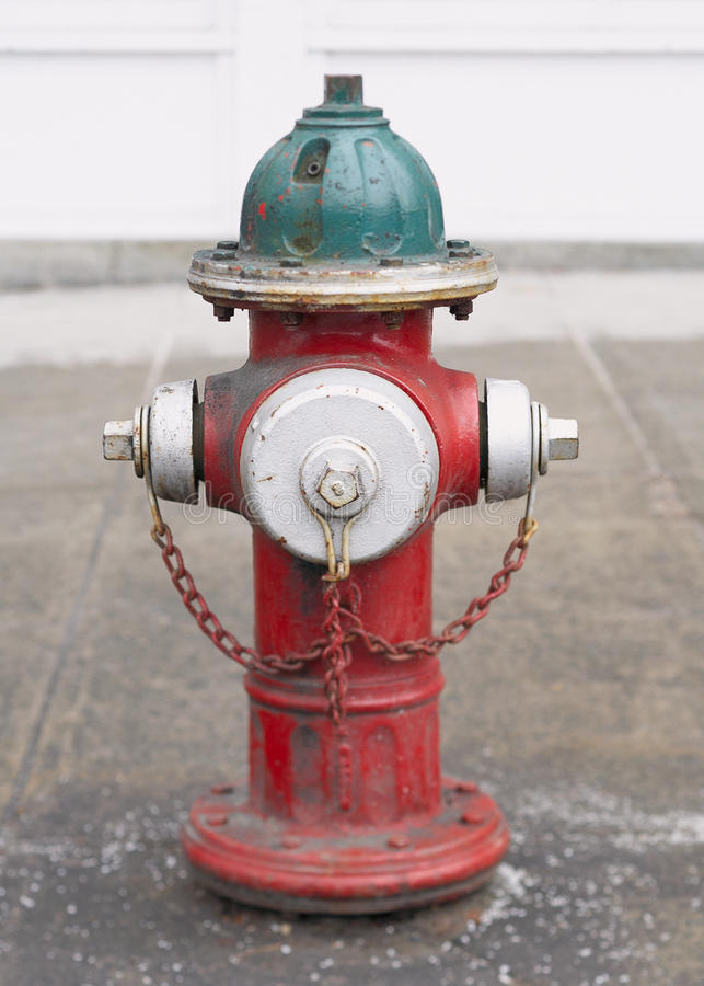 Download Fire hydrant stock photo. Image of pavement, engine, dangerous - 13826904