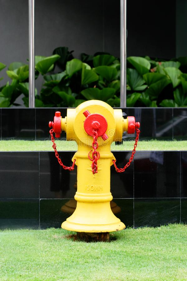 Download Fire hydrant stock photo. Image of town, bright, brigade - 5496860
