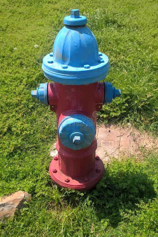 Free Fire Hydrant Royalty Free Stock Photography - 92136127