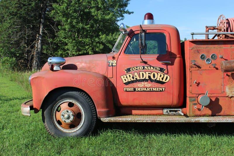 fire old truck στοκ εικόνες με δικαίωμα ελεύθερης χρήσης