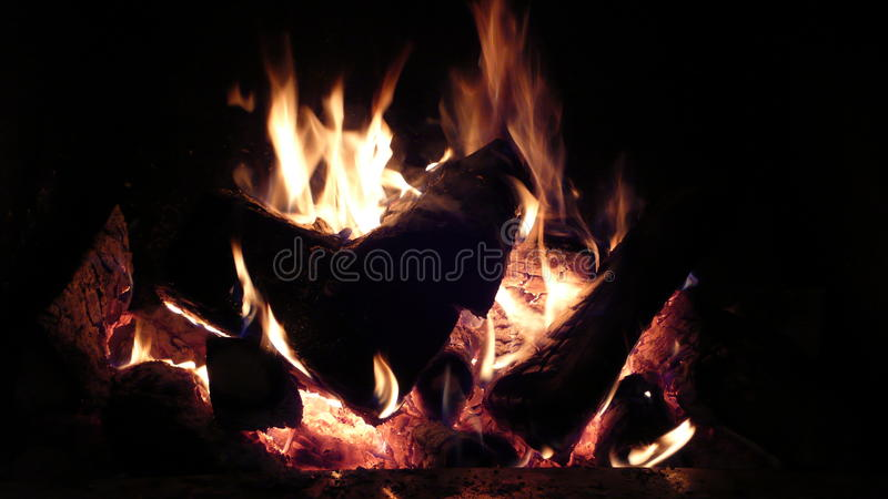 Download Fire place stock photo. Image of open, design, glass - 12162654