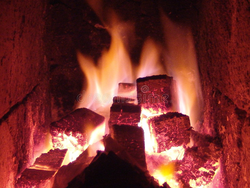 Download Fire Place Stock Photo - Image: 69460