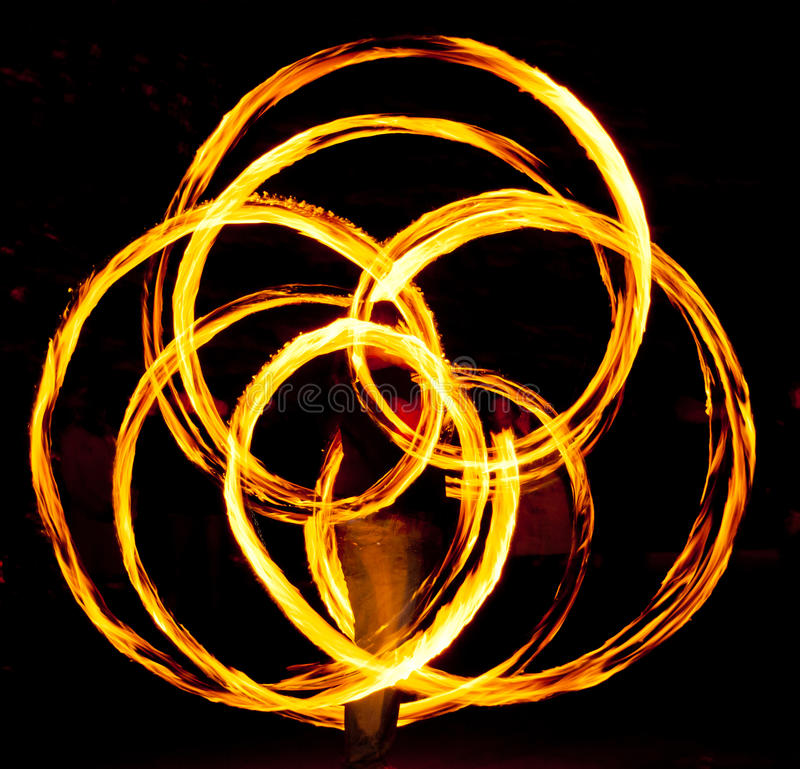 Download Fire Poi In Action Stock Images - Image: 31638314