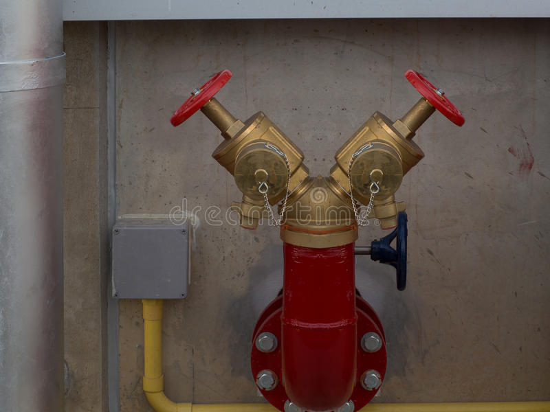 fire protection royalty free stock images