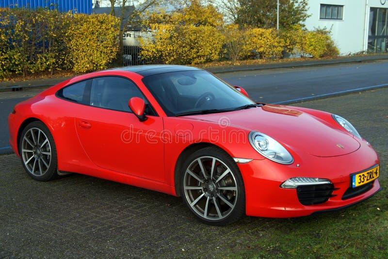 Perfect Download Fire Red Porsche 911   Luxury Car Editorial Photography   Image Of  Porsche, Raceway