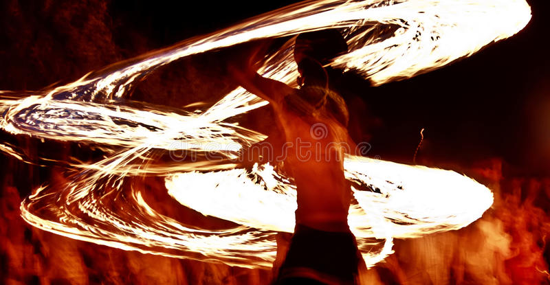 Download Fire show 10 stock image. Image of illusion, fire, timisoara - 24910317