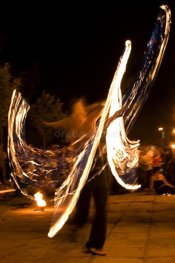 Fire show 4