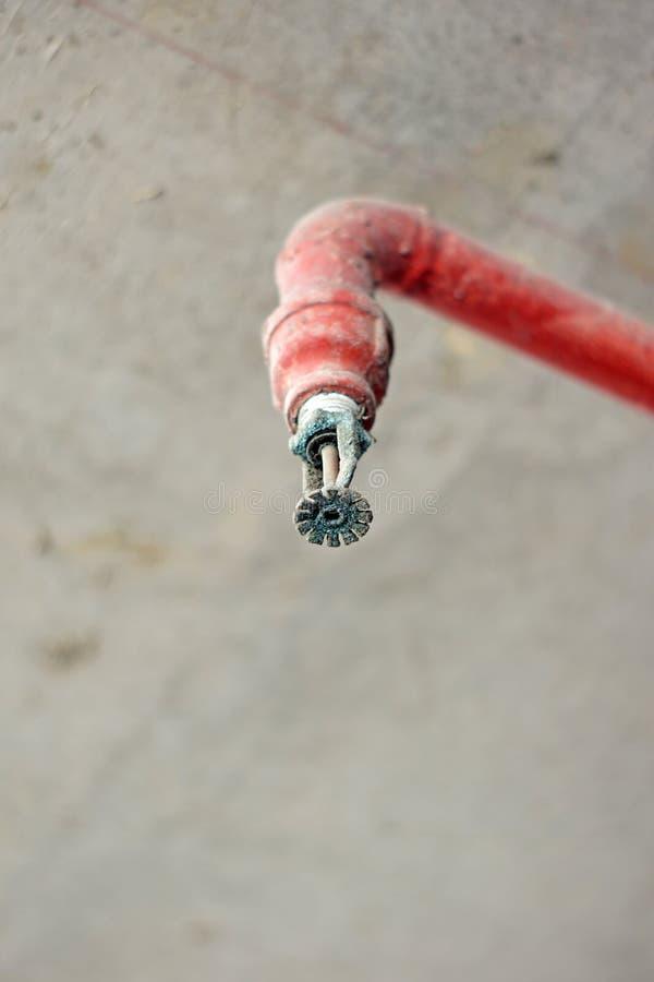 Download Fire sprinkler stock image. Image of order, recession - 32051775