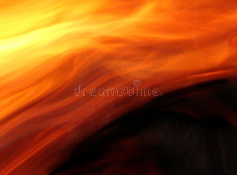 Fire texture vector illustration