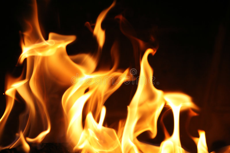 Fire texture stock images