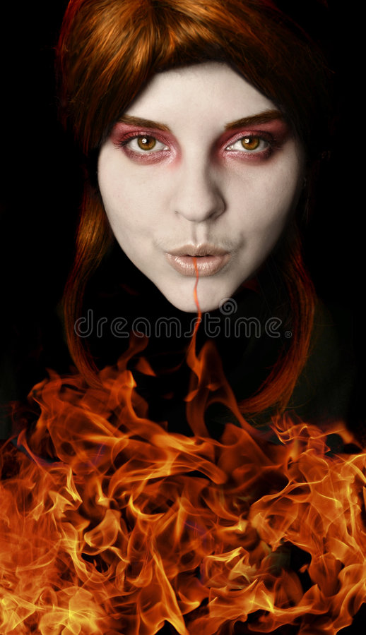 Download Fire Time Stock Photos - Image: 2310253
