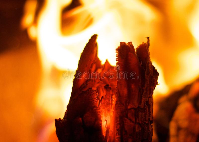 Fire Trap royalty free stock photos