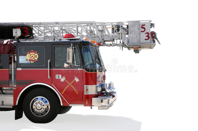 Fire Truck stock photo