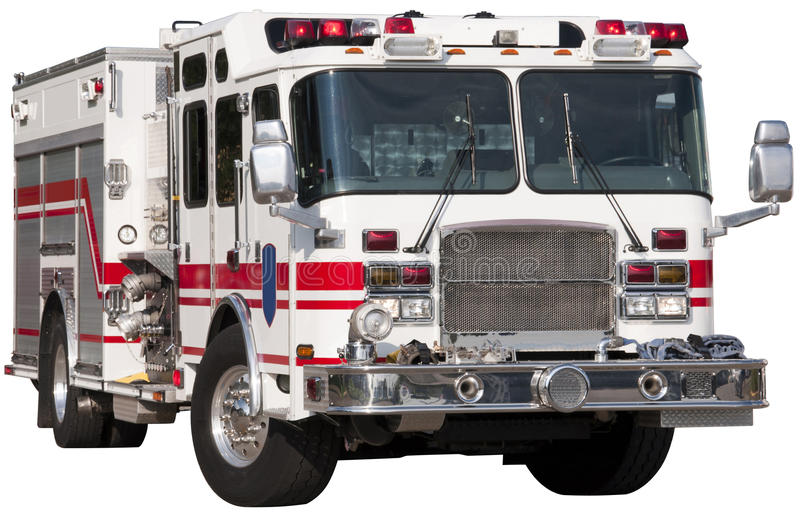 Download Fire truck stock image. Image of fighting, cutout, truck - 28169183