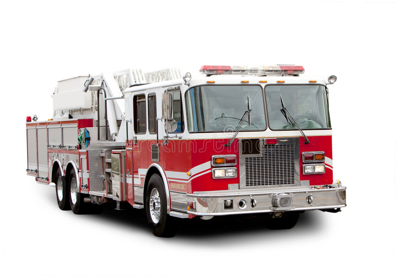 Download Fire Truck stock image. Image of alarm, firefighter, truck - 8335537