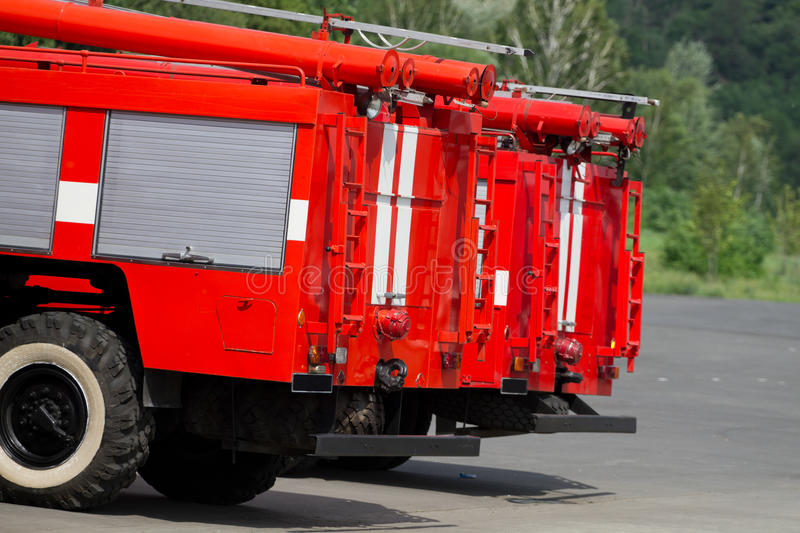 Download Fire Trucks Stock Image - Image: 38512461