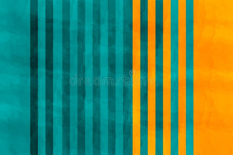 Fire and water stripes background stock photography