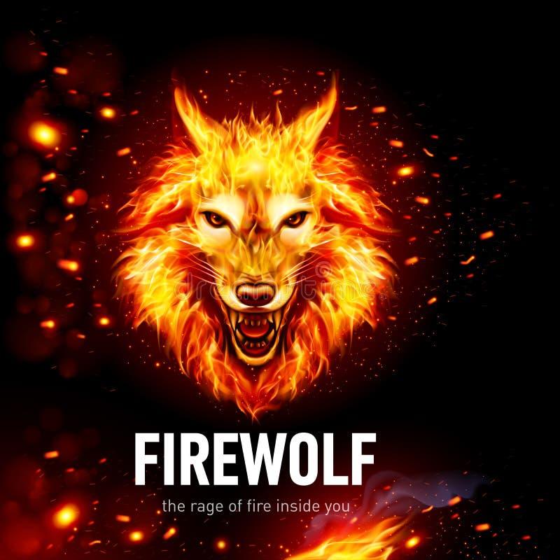Free Fire Woolf Stock Photos - 142432523