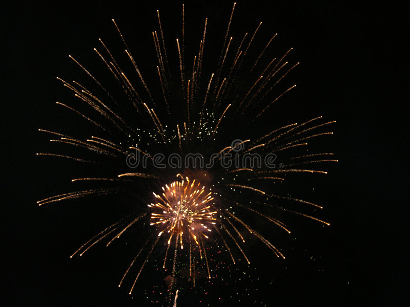 Fire Works 1 stock photos