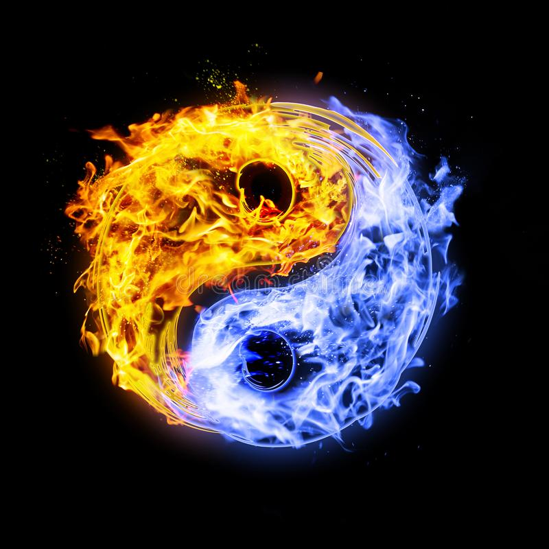 Water Fire Yin Yang Stock Illustrations 618 Water Fire Yin Yang Stock Illustrations Vectors Clipart Dreamstime