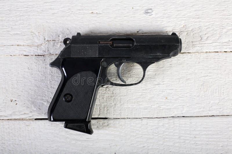 firearms pistola immagini stock