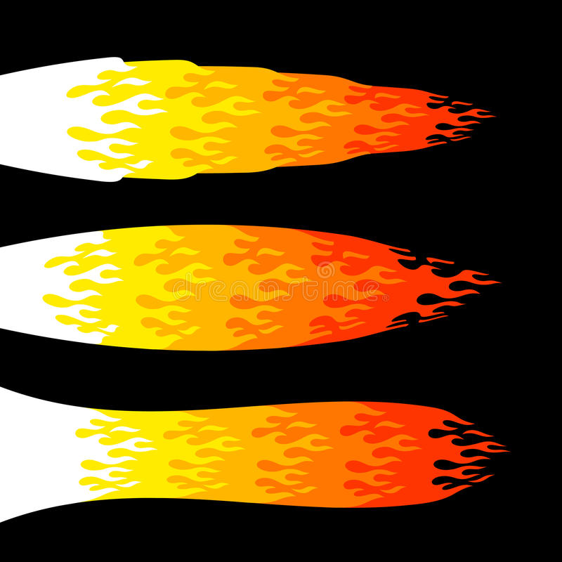 Download Fireball flames stock vector. Illustration of isolated - 20326931
