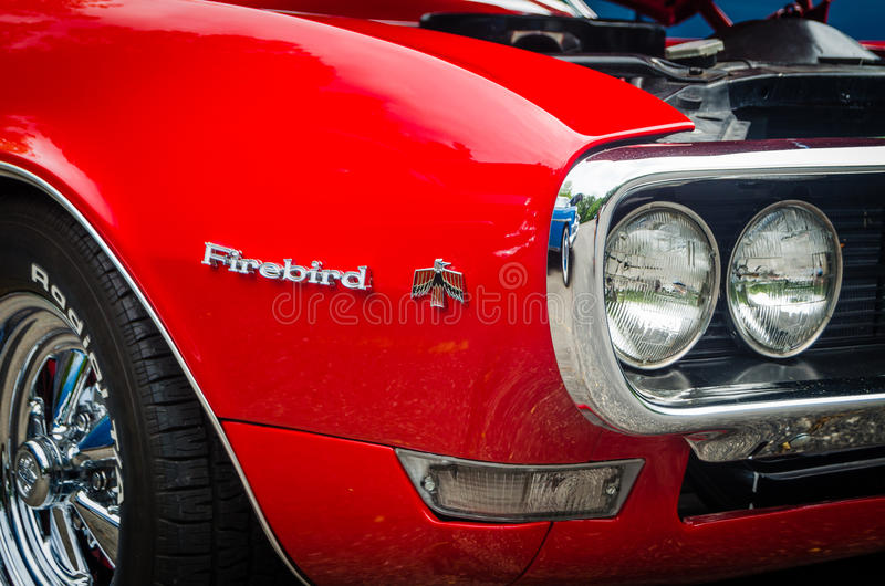 Download Firebird editorial stock image. Image of restored, antique - 45620994