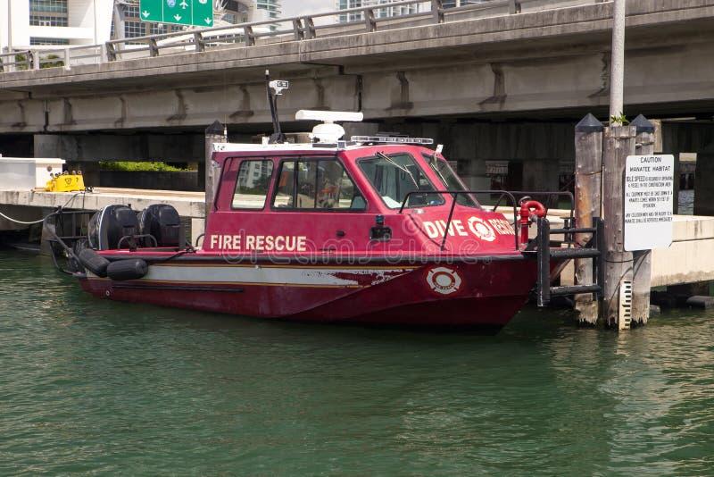 fireboat στοκ εικόνες με δικαίωμα ελεύθερης χρήσης
