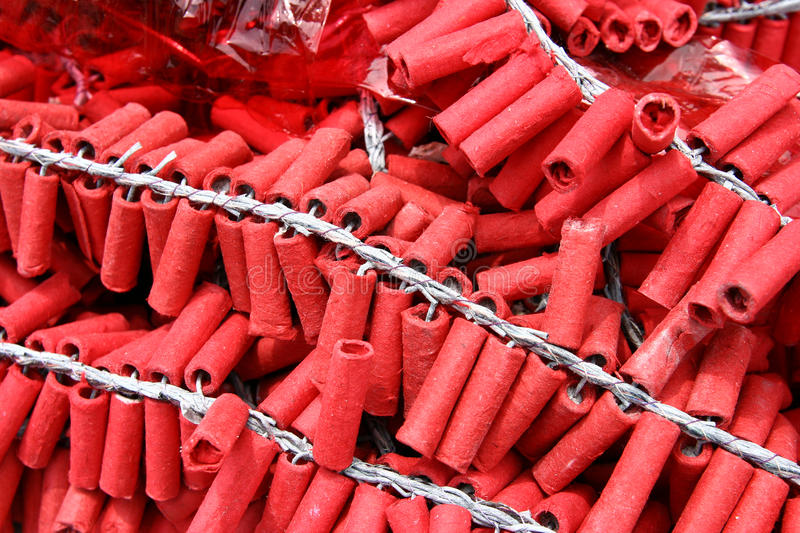 Download Firecracker stock image. Image of pyrotechnics, bang - 14403865