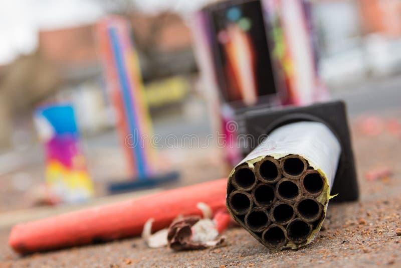 firecracker imagens de stock