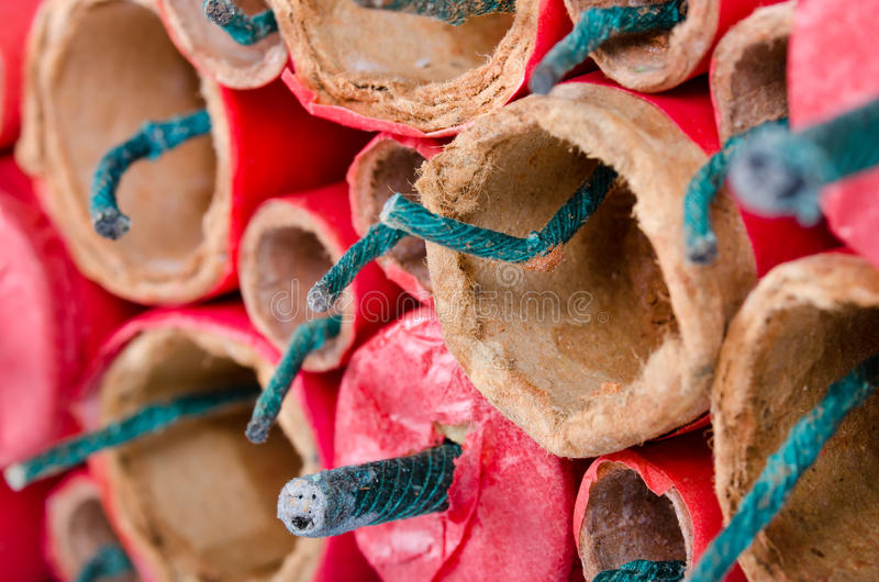 Download Firecracker close-up stock photo. Image of cannon, risk - 24188078
