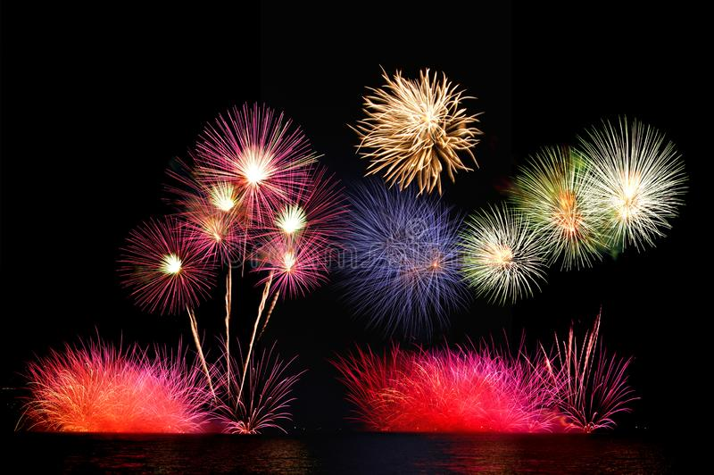 Firecracker. A firecracker is a small explosive device primarily designed to produce a large amount of noise royalty free stock photos
