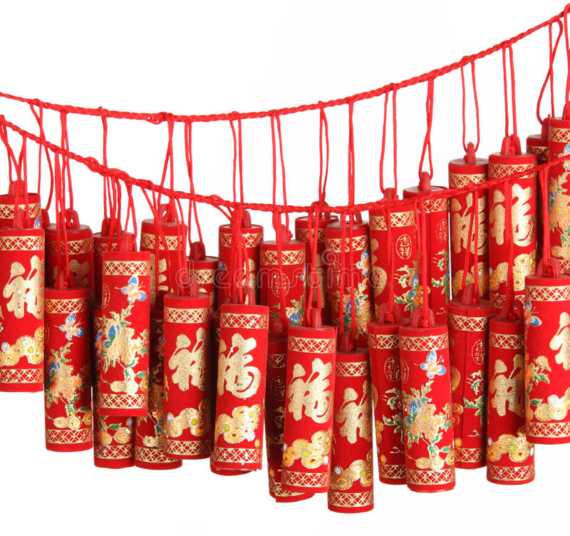 Free Firecrackers Royalty Free Stock Image - 22406196