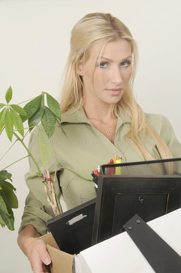 Download Fired stock image. Image of leaves, unhappy, office, dismiss - 11018151