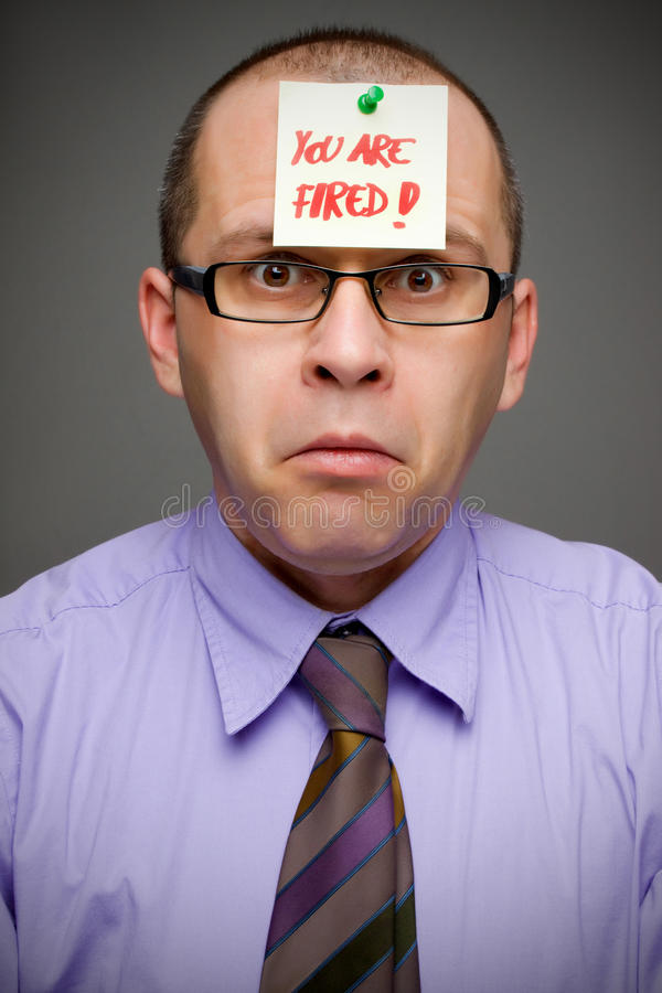Download Fired From Job Stock Photos - Image: 13090023