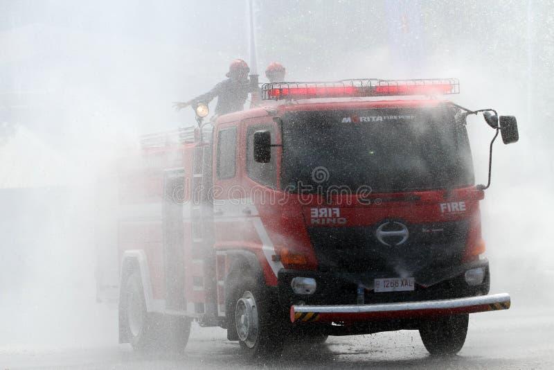 firefighters imagem de stock royalty free
