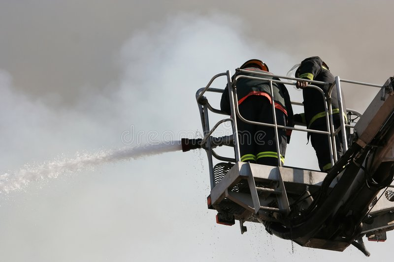 Download Firefighting stock photo. Image of reflective, safety - 6007782