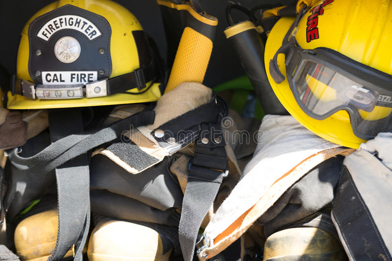 Firefighting Equipment royalty free stock images