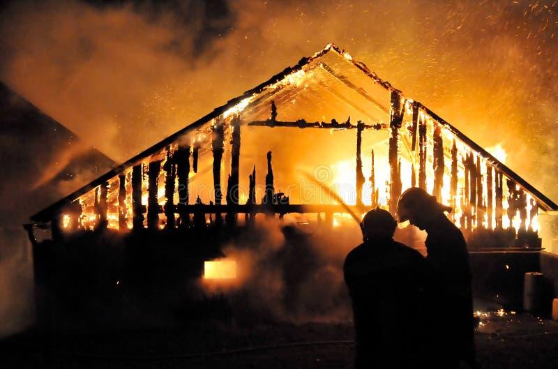 Firefiters fotos de stock