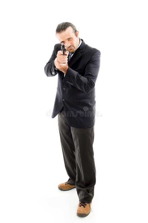 firegun άτομο στοκ φωτογραφίες με δικαίωμα ελεύθερης χρήσης