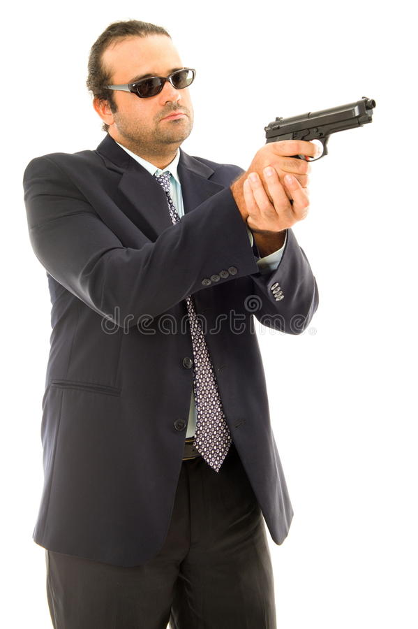 firegun άτομο στοκ εικόνες με δικαίωμα ελεύθερης χρήσης