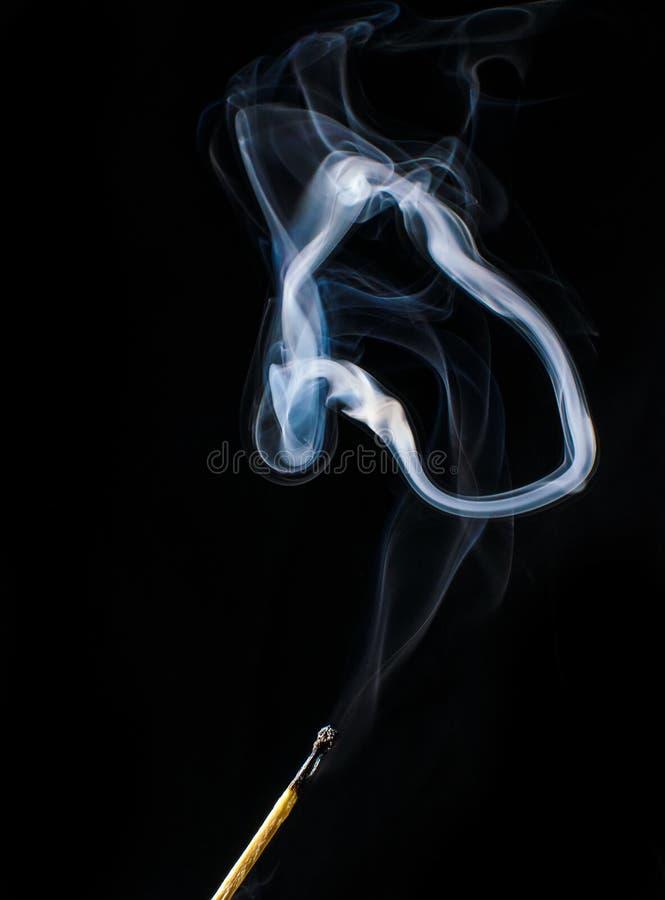 Download Fireless match stock photo. Image of smoke, flammable - 28745736