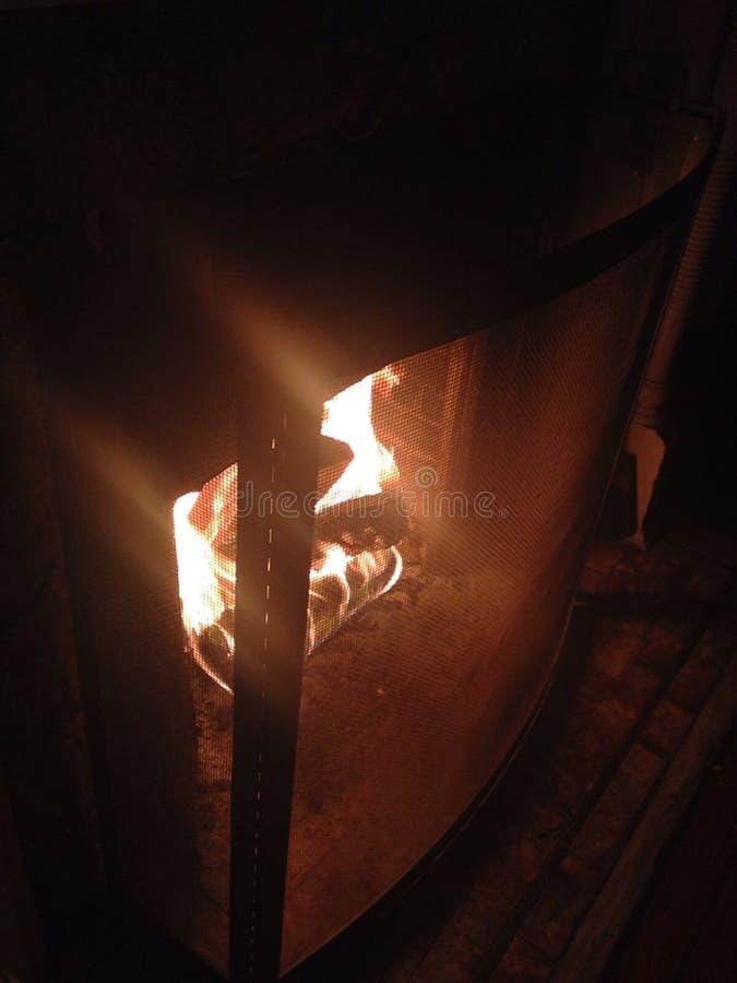 firelight obrazy royalty free