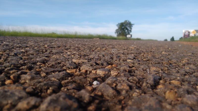 firells dell'asfalto fotografie stock