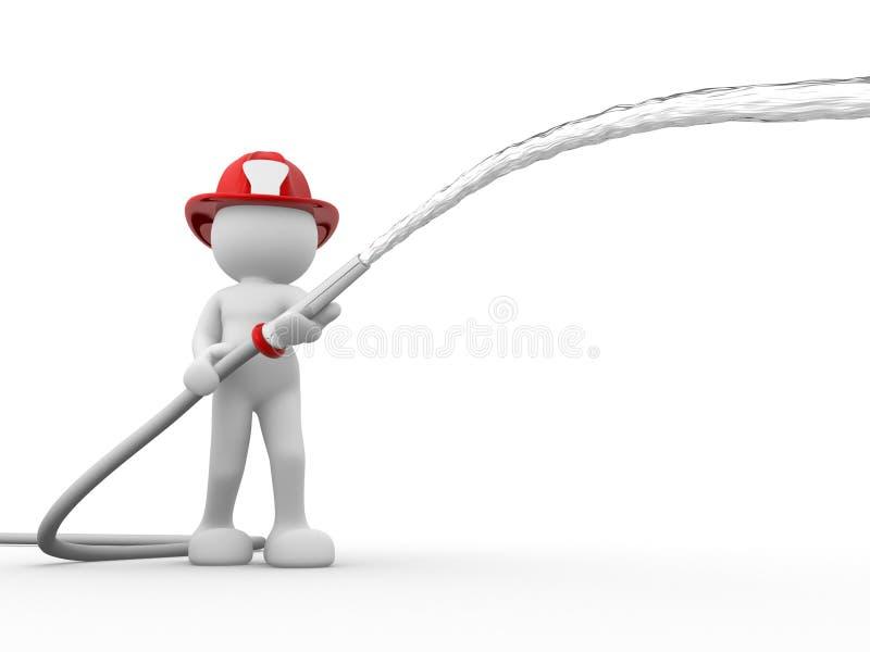 Download Fireman Stock Photography - Image: 23261942