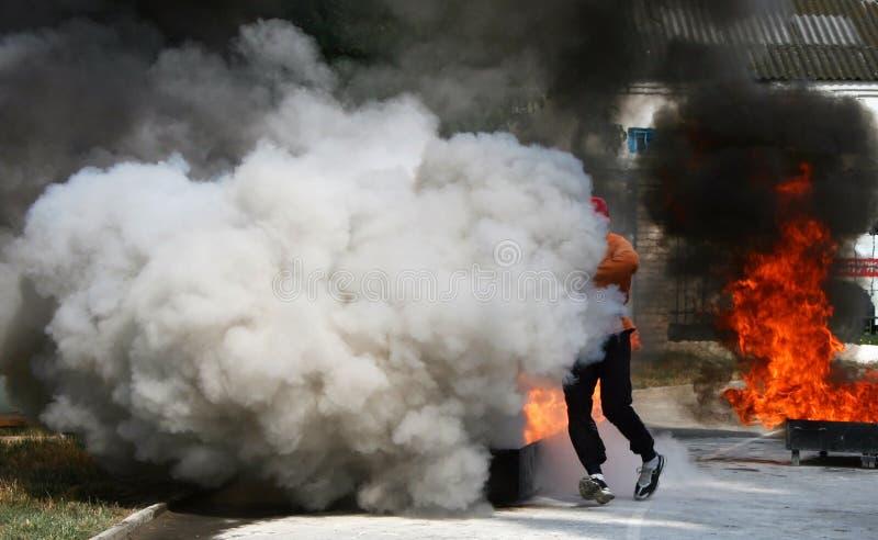 Download Fireman stock image. Image of burn, fire, firefighter - 24471351
