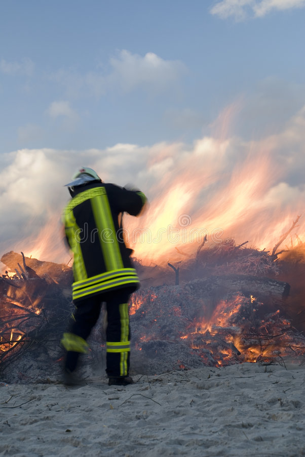 Free Fireman Stock Images - 5644544