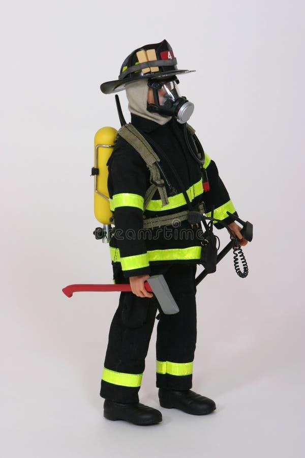 fireman2 arkivfoto